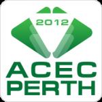 ACEC2012 October 2 - 5