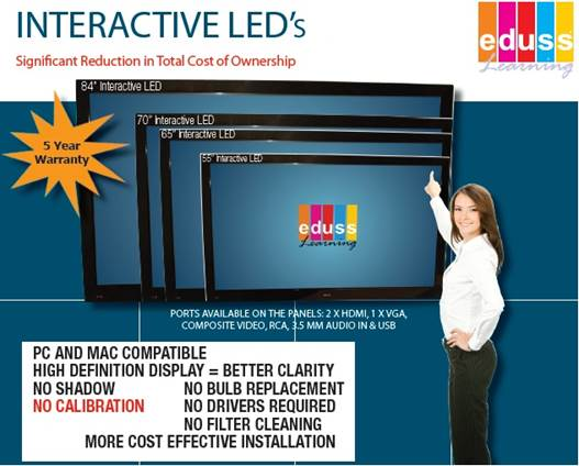 http://www.3monkeysav.com/viewStory/Eduss+Interactive+LED+Panel