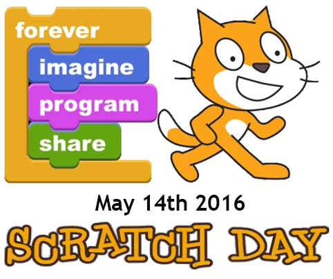Scratch Day May 14th 2016