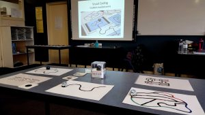 Ozobots at the STEM Summit
