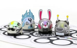 Ozobots from http://ozobot.com/