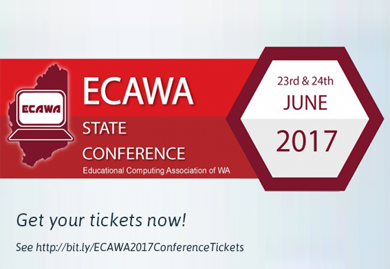 ECAWA 2017 State Conference Tickets are Available!