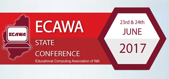 ECAWA 2017 State Conference 23rd and 24th of June, 2017 Get your tickets now! See https://bit.ly/ECAWA2017ConferenceTickets