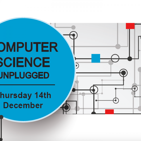 Computer Science Unplugged – Sharing Session Presenters: Ian Gaynor (Principal Consultant, Technologies, SCASA), Jonathan Ihlein, Shaloni Naik, Date: Week 10 – Thursday 14th December, 2017 Time: 4.00pm – 6.00pm with afternoon tea available Venue: ECU Joondalup Campus Cost: Members $10.00 Non Members $15.00 Tickets: Tickets must be purchased in advance, and are available from https://bit.ly/ECAWAPLTickets