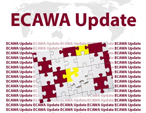 ECAWA Update