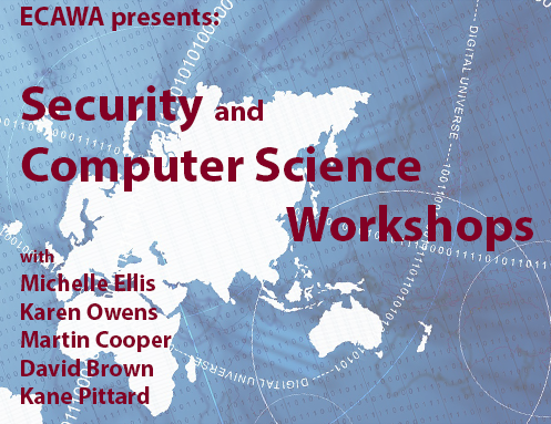 ECAWA presents Security and Computer Science Workshops