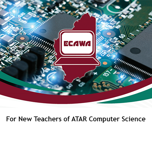 New Teachers of ATAR Computer Science the Educational Computing Association of Western Australia, proudly presents workshops and collaboration opportunities for you! Location: ECU Joondalup Campus, School of Computer Science Building: 18.419 Time: 4-6pm Cost: free for 2019 BYO parking and coffee