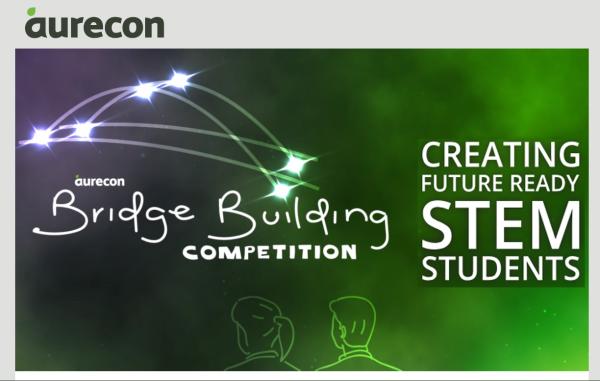 Aurecon Bridge Building Competition 2019 - https://www.aurecongroup.com/careers/bridge-building-competition