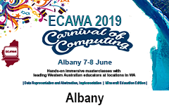 ECAWA 2019 A Carnival of Computing in Albany