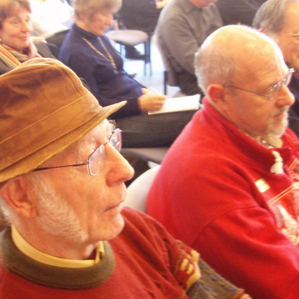 Paul Dench (front) at the ECAWA 2009 State Conference