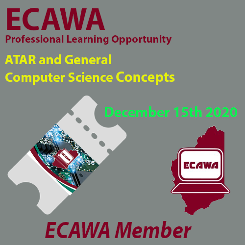 ECAWA Member Ticket for PL on December 15th, 2020