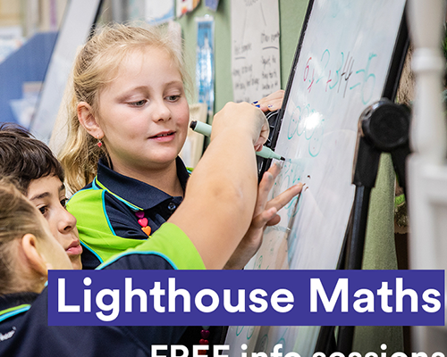 Lighthouse Maths at Scitech